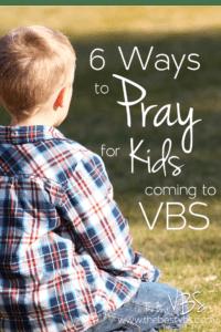pray VBS