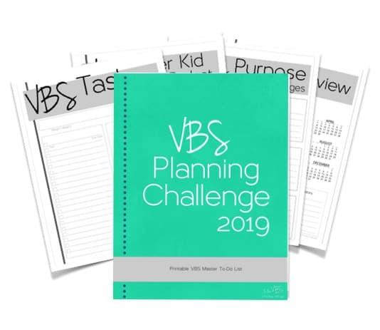 VBS Planning Challenge
